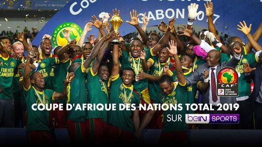 Coupe d'Afrique des Nations Total 2019 cet été sur beINSPORTS