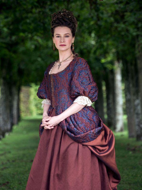 Madame de Maintenon / Catherine Walker Versailles saison 3