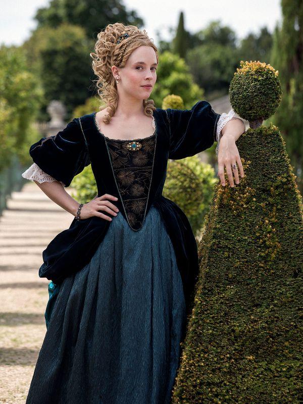 Princesse Palatine / Jessica Clark Versailles saison 3