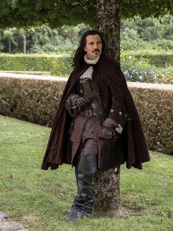 Fabien / Tygh Runyan Versailles saison 3