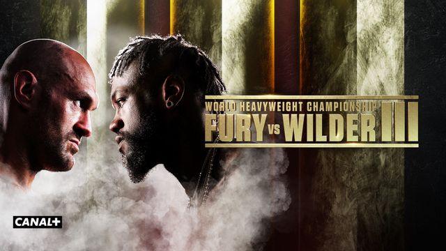 Fury vs Wilder CANAL+