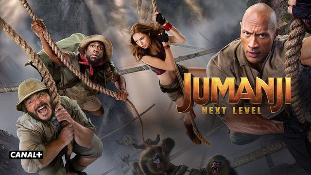 Jumanji Next Level -CANAL+