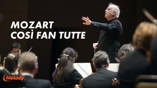 Mozart_COSI FAN TUTTE MELODY