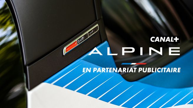 Alpine & CANAL+
