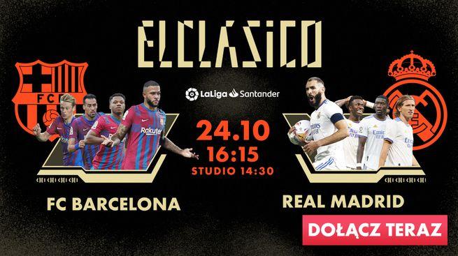 Oglądaj El Clasico w CANAL+