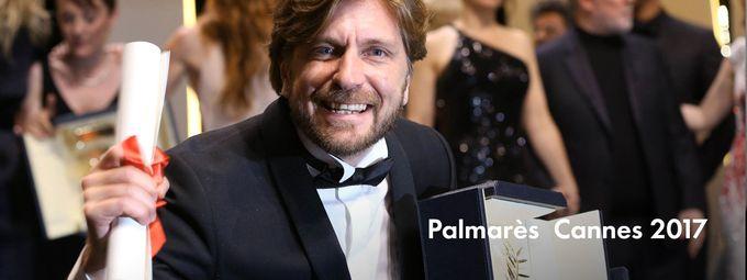 Palmarès de Cannes 2017