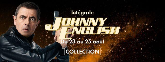 Intégrale Johnny English