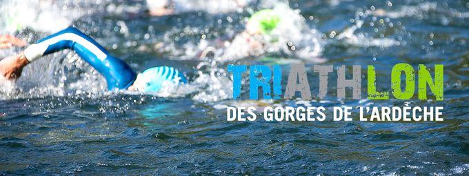 Triathlon des Gorges de l'Ardèche 2019