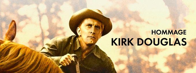 Hommage à Kirk Douglas