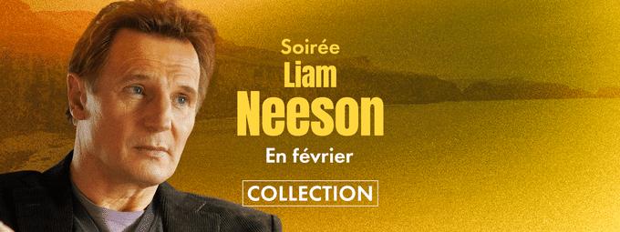 Cycle 100% Liam Neeson sur Ciné+ Frisson