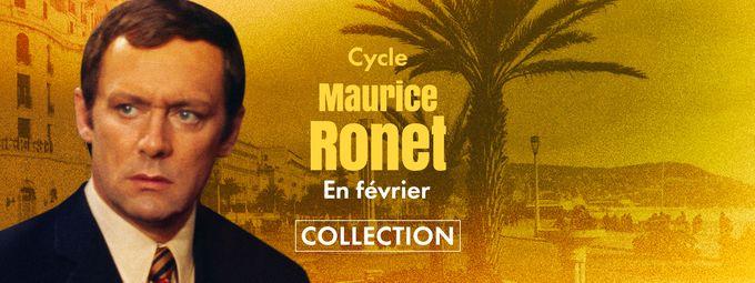 Cycle Maurice Ronet sur Ciné+ Classic