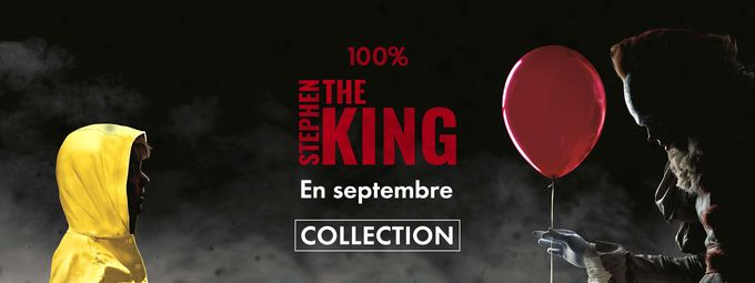 Mois 100% Stephen King