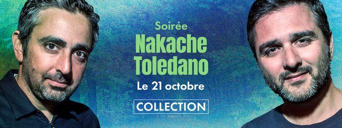 Soirée Nakache  / Toledano