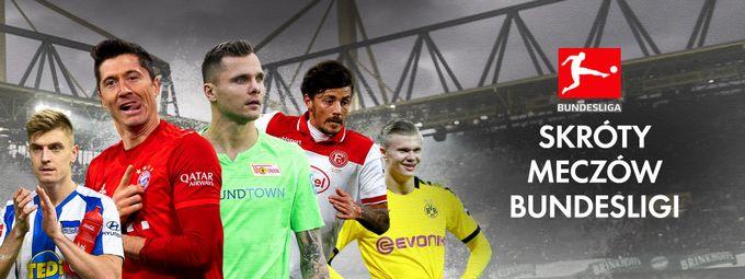 Skróty meczów Bundesligi