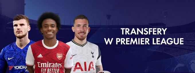 Transfery w Premier League