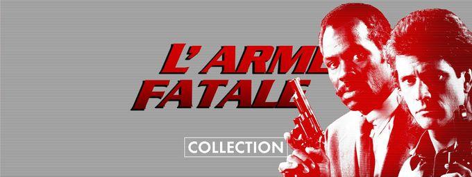 [Webapp] Ciné+ - 100% Saga L'arme fatale (prospect) en septembre (article)