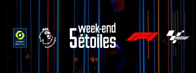 Week-end 5 étoiles