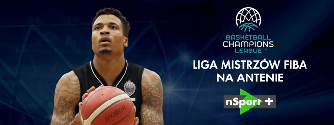 Basketball Champions League w nSport+