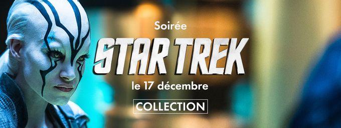 Soirée Star trek