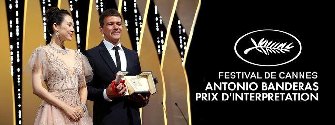 Prix d'interprétation Antonio Banderas