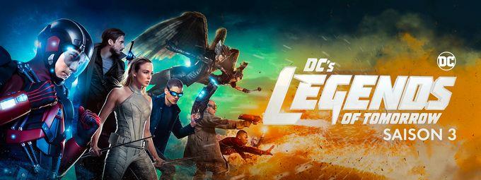 DC Legends of Tomorrow - Saison 3