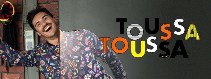 Toussa Toussa l'émission d'actu présentée par Tony Vernagallo