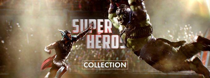 Cycle 100% Super héros sur Ciné+ Frisson
