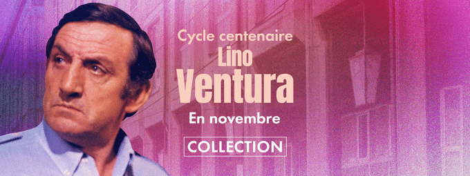 Cycle Lino Ventura