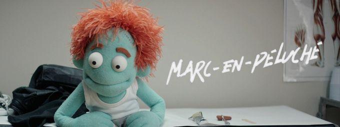 Marc en peluche, en exclusivité sur TéléTOON+ et myCANAL