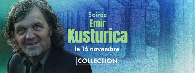 Soirée Emir Kusturica