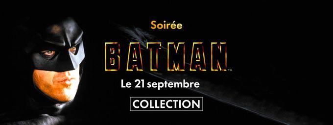 Soirée Batman