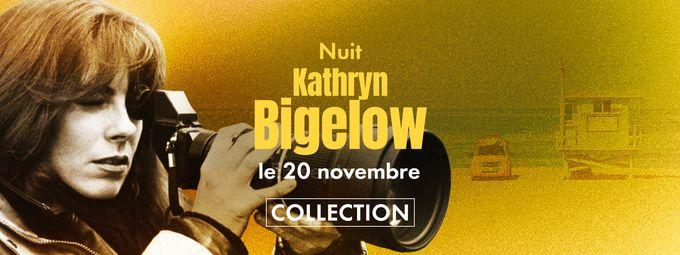 Soirée Kathryn Bigelow sur Ciné+ Frisson