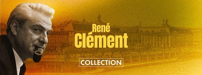 Cycle René Clément sur Ciné+ Classic