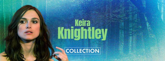 Mois Keira Knightley  sur Ciné+ Emotion
