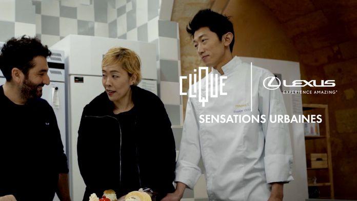Clique x Lexus - Episode 3 : Satomi Chan