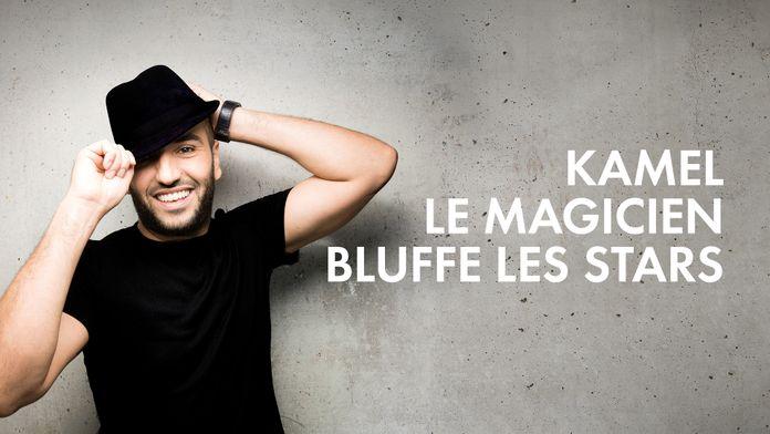 Kamel le magicien bluffe les stars