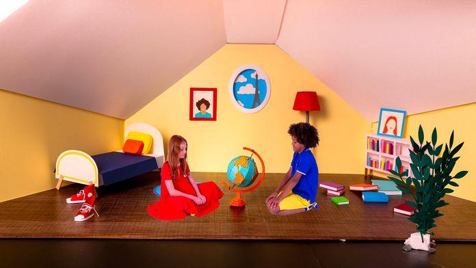 1m10, le tour du monde à hauteur d'yeux d'enfants en exclusivité sur canal plus family