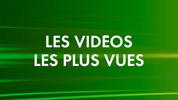 Les vidéos sport les plus vues