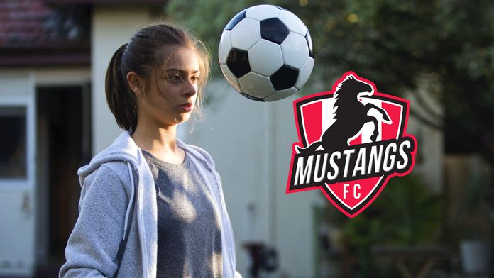 Mustangs FC : unies par l'amitié et l'amour du football