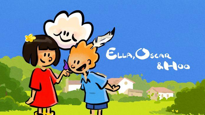 Y'a de l'amitié dans l'air avec Ella, Oscar et Hoo