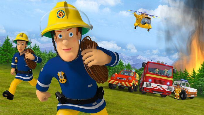 Sam le pompier, nouvelle saison inédite sur Piwi+