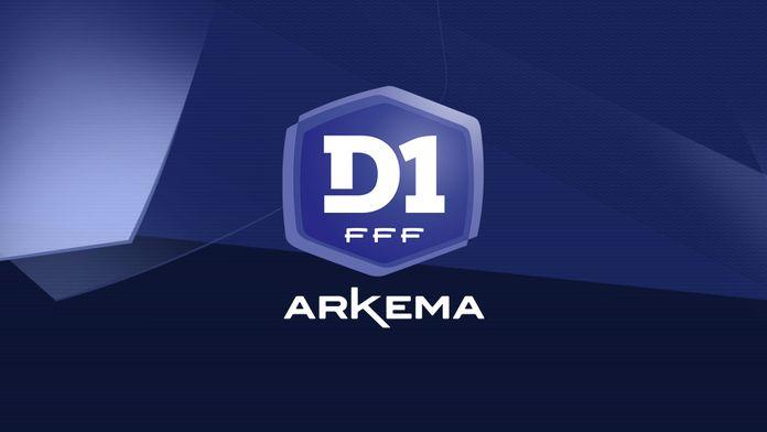 D1 Féminine Arkema