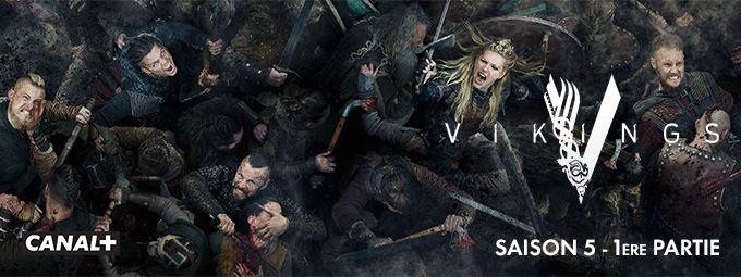 Vikings Saison 5 - 1ère partie en janvier sur CANAL+