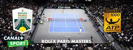 Rolex Paris Masters en novembre sur CANAL+ Sport