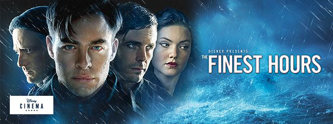The Finest Hours en janvier sur Disney Cinema
