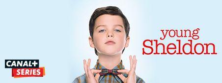 Young Sheldon en novembre sur CANAL+ Séries
