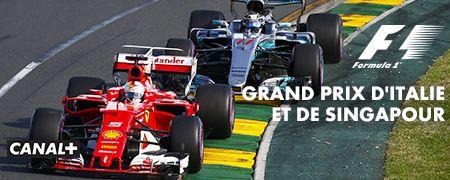 Formule 1 : © DPPI