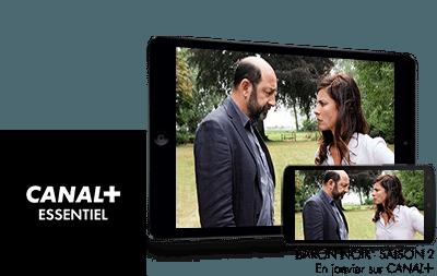 Baron Noir - saison 2 en janvier sur CANAL+