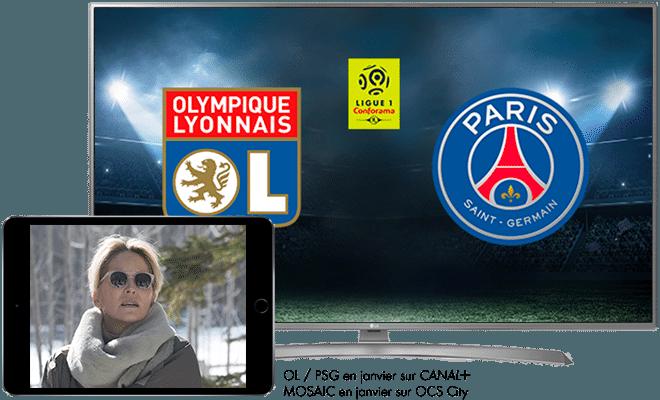 CANAL+ ESSENTIEL et Les chaînes Sport et Les chaînes Ciné Séries et Les chaînes Canal+