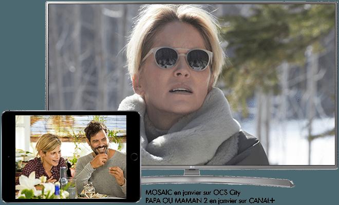 CANAL+ ESSENTIEL et Les chaînes Ciné Séries et Les chaînes Canal+